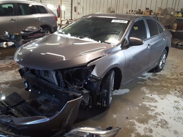 2015 TOYOTA CAMRY LE 4T1BF1FK6FU474635