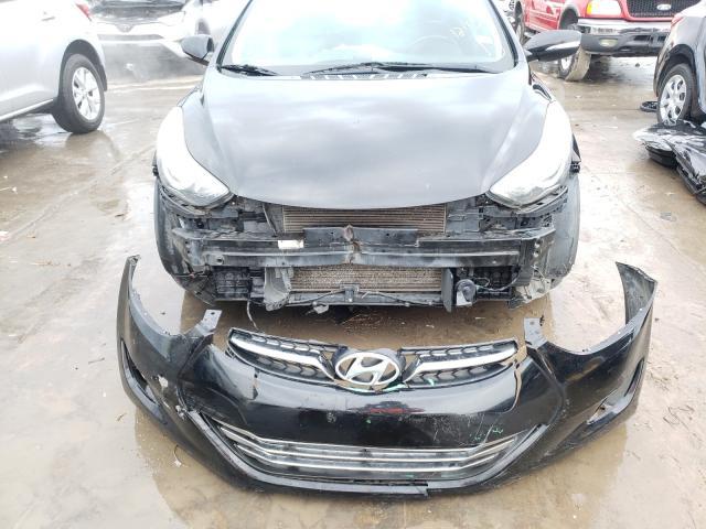 5NPDH4AE4CH130088 2012 Hyundai Elantra Gl 1.8L