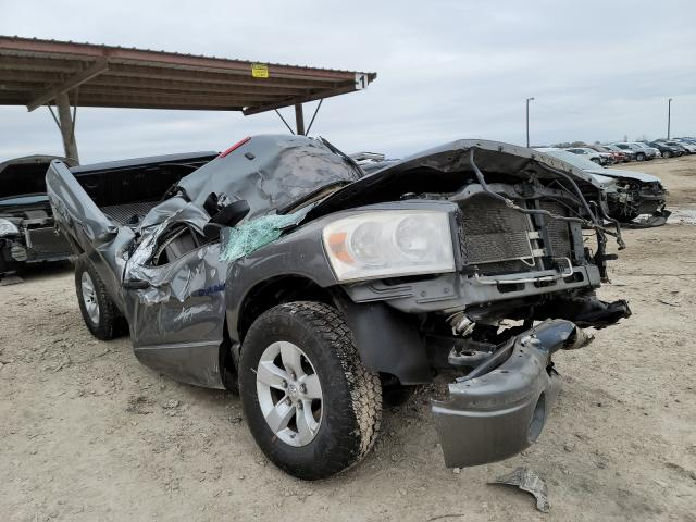 Salvage cars for sale from Copart Temple, TX: 2008 Dodge RAM 1500 S