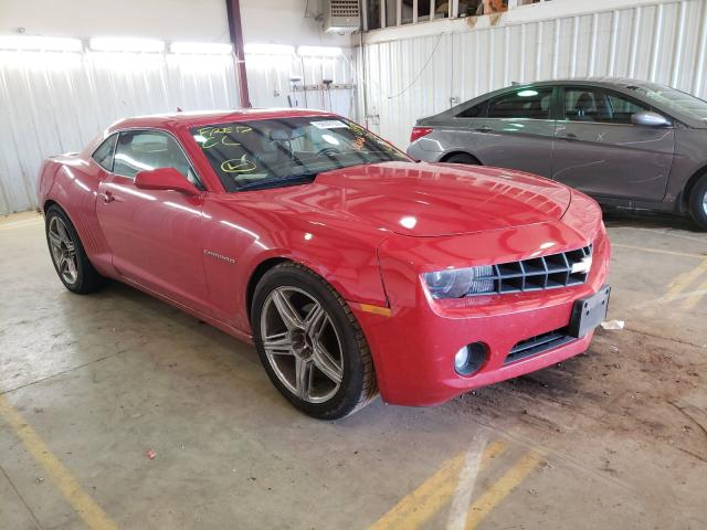 Salvage cars for sale from Copart Longview, TX: 2012 Chevrolet Camaro LT