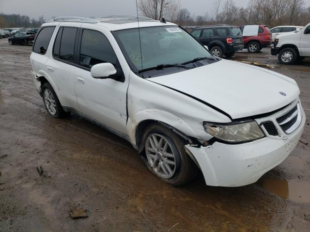 Saab salvage cars for sale: 2008 Saab 9-7X 4.2I