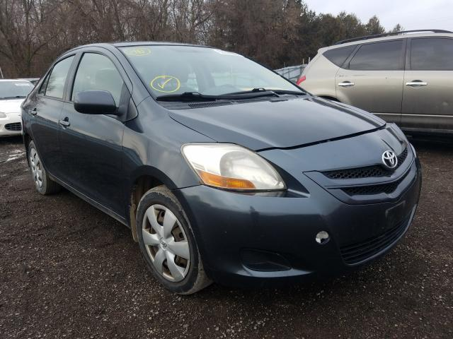 Toyota Yaris salvage cars for sale: 2007 Toyota Yaris