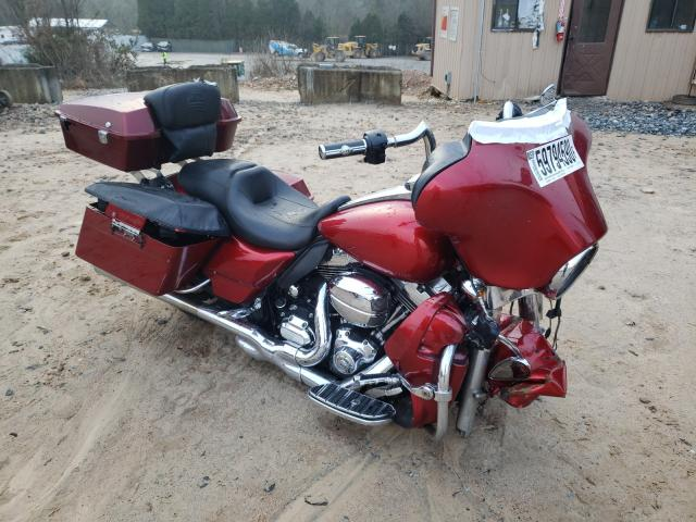 Salvage cars for sale from Copart China Grove, NC: 2012 Harley-Davidson Flhx Street