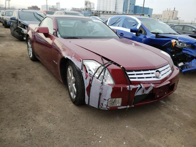 Cadillac XLR salvage cars for sale: 2006 Cadillac XLR