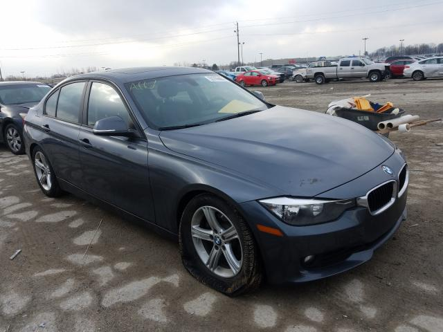BMW 320 I Xdrive salvage cars for sale: 2013 BMW 320 I Xdrive