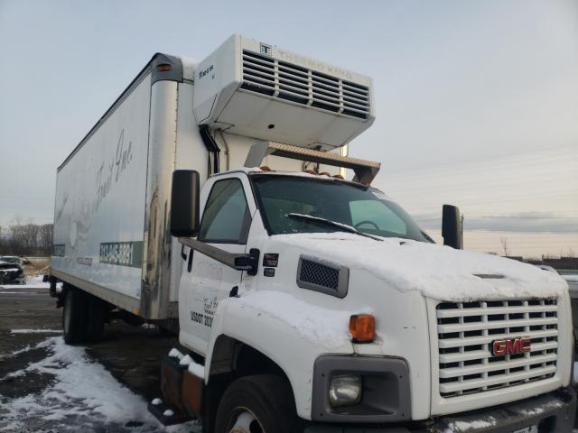 2004 GMC C7500 C7C0 for sale in Woodhaven, MI