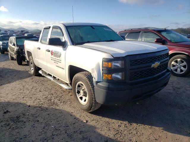 Salvage cars for sale from Copart Madisonville, TN: 2014 Chevrolet Silverado