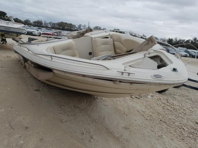 Sea Ray salvage cars for sale: 2000 Sea Ray Searay
