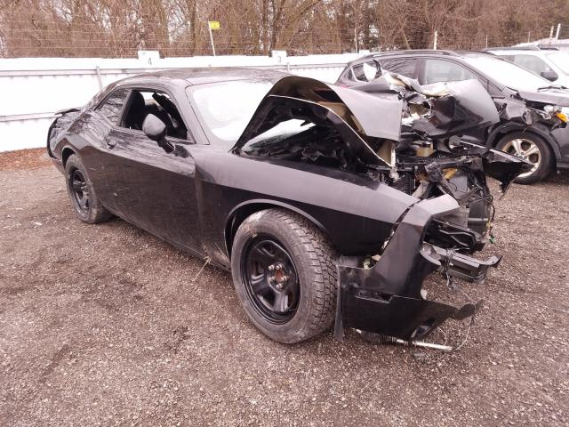 Salvage cars for sale from Copart Ontario Auction, ON: 2013 Dodge Challenger