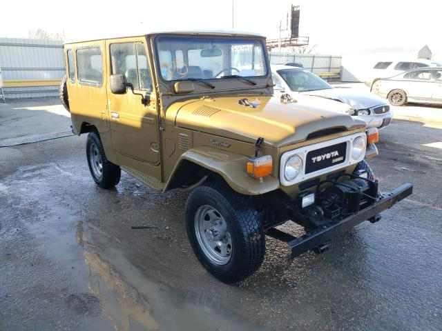 1981 Toyota Land Cruiser for sale in Wichita, KS