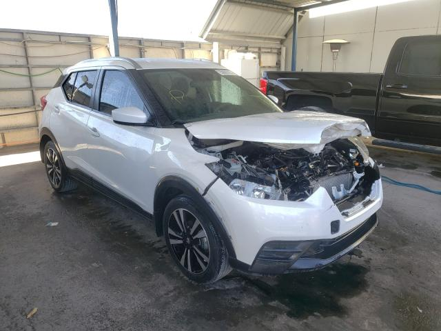 Salvage cars for sale from Copart Anthony, TX: 2018 Nissan Kicks S