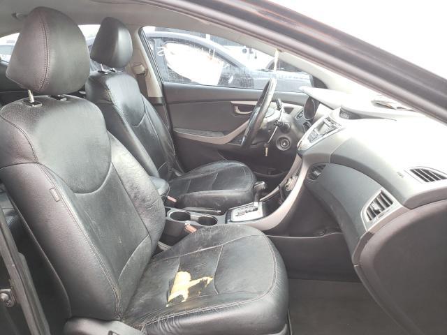 пригнать из сша 2012 Hyundai Elantra Gl 1.8L 5NPDH4AE4CH130088