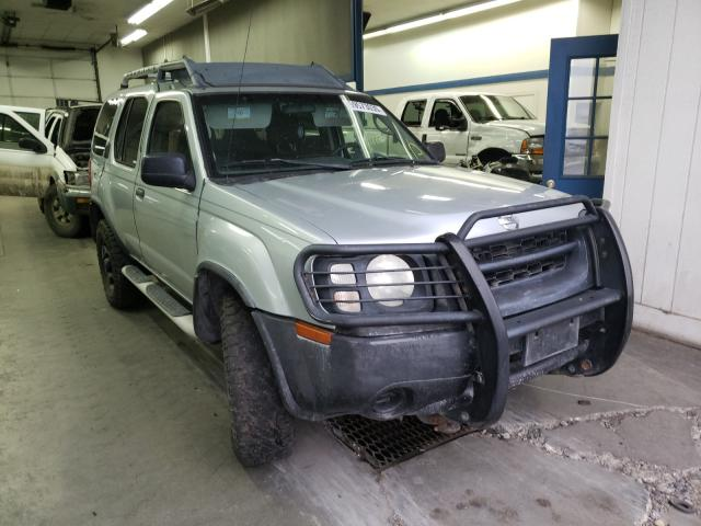 Salvage cars for sale from Copart Pasco, WA: 2002 Nissan Xterra XE