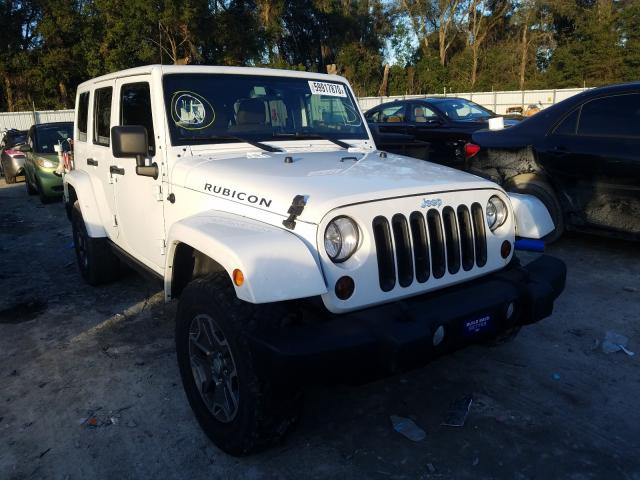 Salvage cars for sale from Copart Ocala, FL: 2013 Jeep Wrangler U