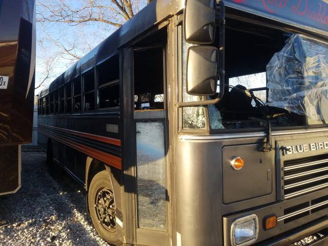 Blue Bird School Bus salvage cars for sale: 1994 Blue Bird School Bus