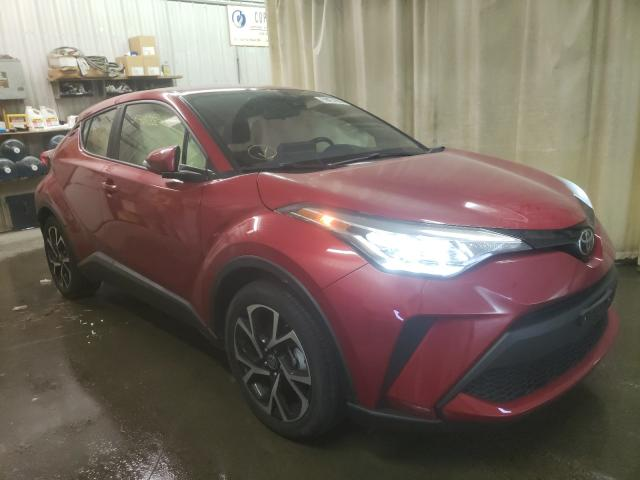 Salvage cars for sale from Copart Avon, MN: 2020 Toyota C-HR XLE