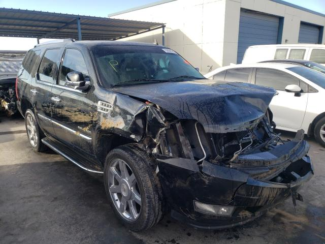 Salvage cars for sale from Copart Anthony, TX: 2011 Cadillac Escalade L