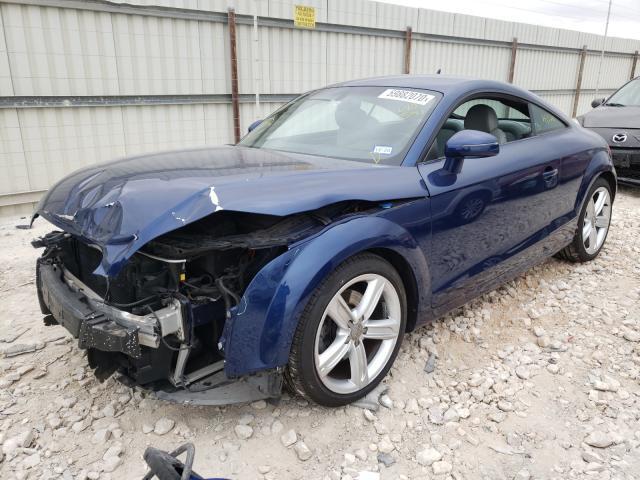 из сша 2012 Audi Tt Premium 2.0L TRUBFAFK6C1010591