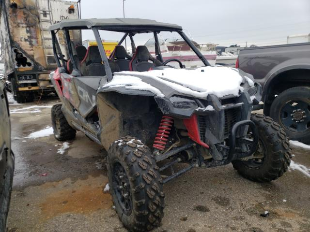 Honda SXS1000 S4 salvage cars for sale: 2020 Honda SXS1000 S4