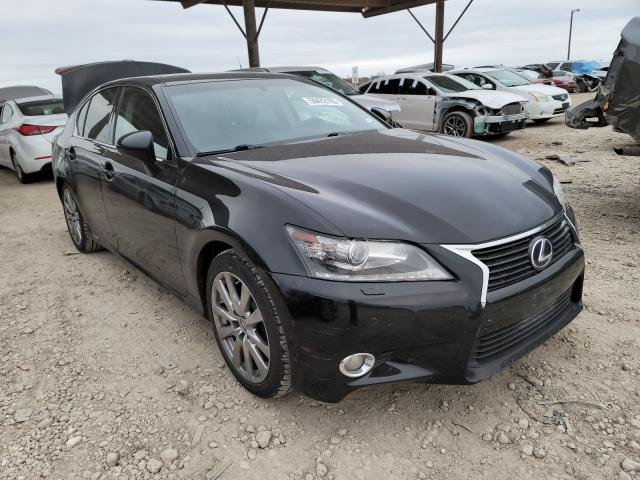 Salvage cars for sale from Copart Temple, TX: 2013 Lexus GS 450H