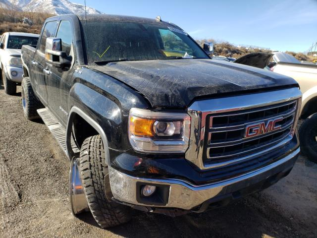 Salvage cars for sale from Copart Reno, NV: 2014 GMC Sierra K15