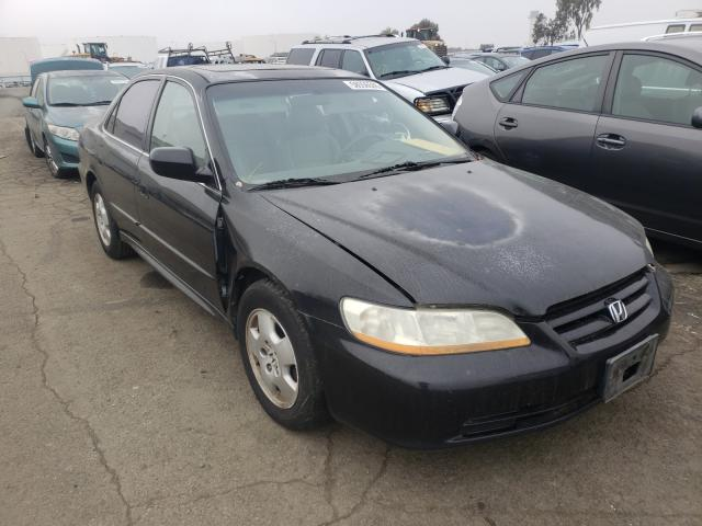 Salvage cars for sale from Copart Martinez, CA: 2002 Honda Accord