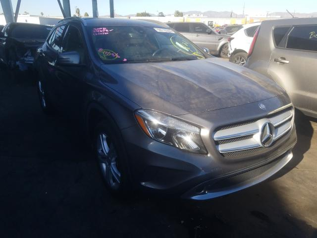 Mercedes-Benz 170SD salvage cars for sale: 2016 Mercedes-Benz 170SD
