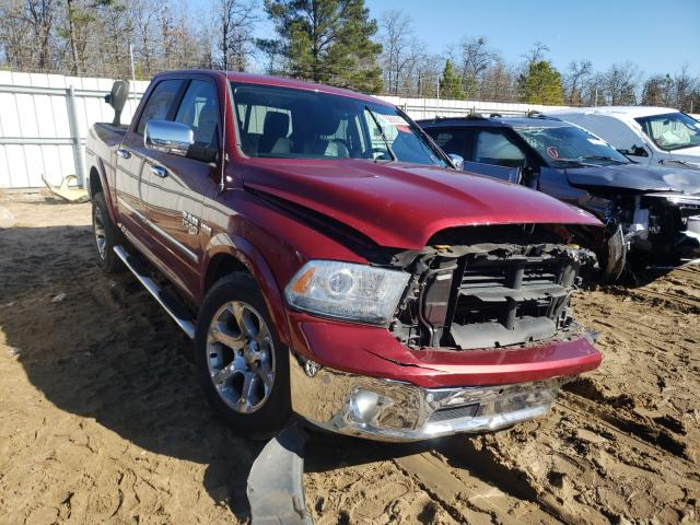Salvage cars for sale from Copart Gaston, SC: 2015 Dodge 1500 Laram