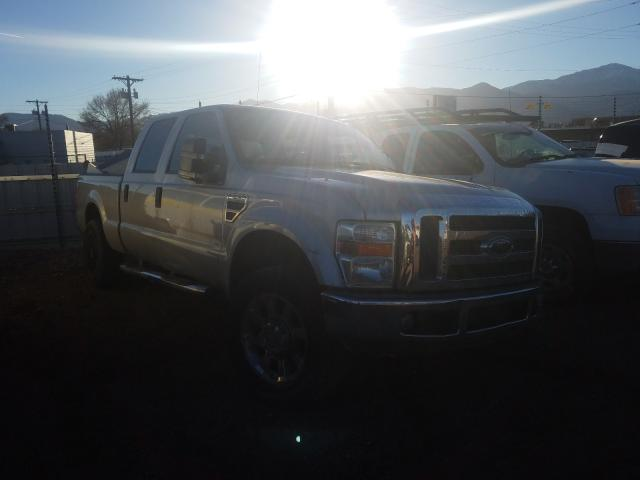 Salvage cars for sale from Copart Colorado Springs, CO: 2008 Ford F250 Super