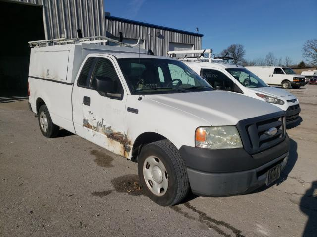 Salvage cars for sale from Copart Rogersville, MO: 2008 Ford F150