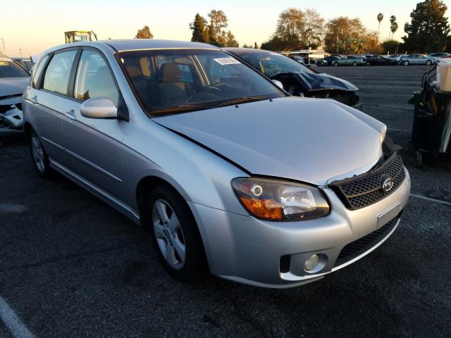 KIA SPECTRA5 5 salvage cars for sale: 2008 KIA SPECTRA5 5