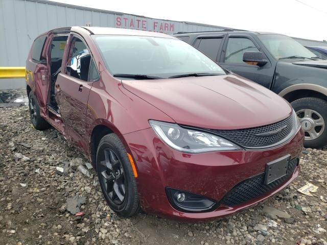 Chrysler salvage cars for sale: 2020 Chrysler Pacifica T