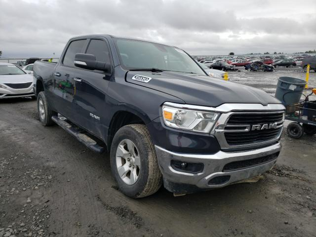 Salvage cars for sale from Copart Airway Heights, WA: 2019 Dodge RAM 1500