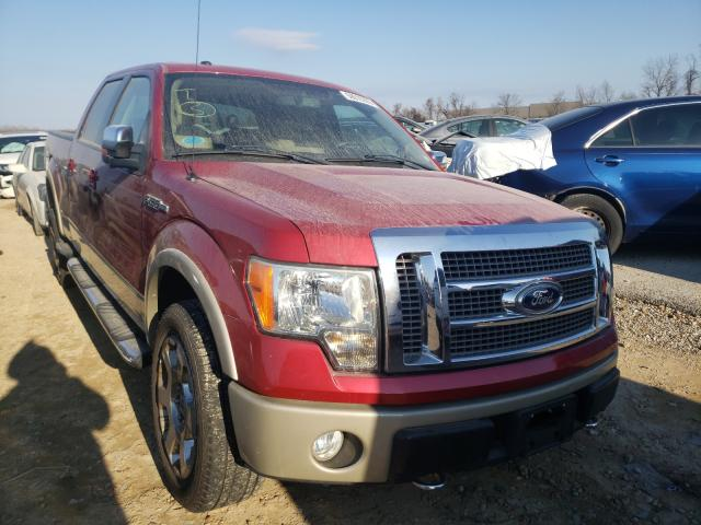 Salvage cars for sale from Copart Bridgeton, MO: 2009 Ford F150 Super