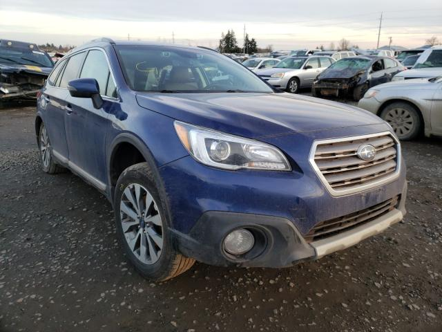 Salvage cars for sale from Copart Eugene, OR: 2017 Subaru Outback TO