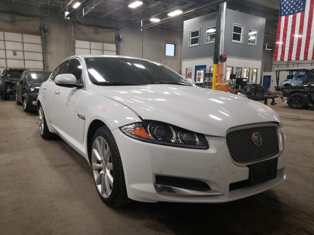 Jaguar XF salvage cars for sale: 2014 Jaguar XF