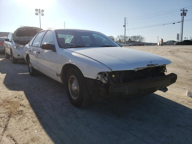 Chevrolet salvage cars for sale: 1996 Chevrolet Caprice