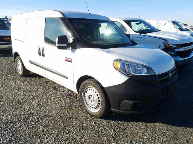 Salvage cars for sale from Copart Antelope, CA: 2018 Dodge RAM Promaster