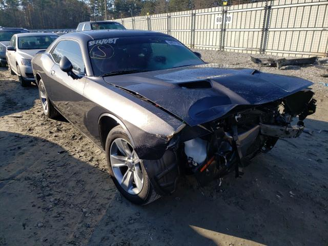 Salvage cars for sale from Copart Ellenwood, GA: 2020 Dodge Challenger