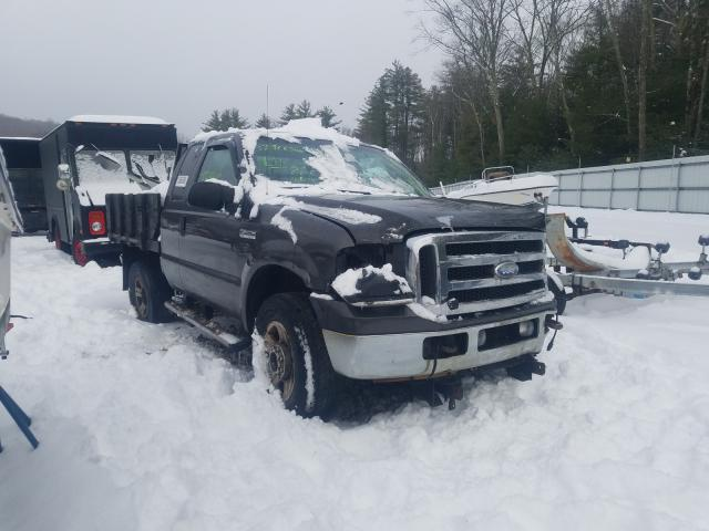 2005 Ford F350 SRW S en venta en West Warren, MA