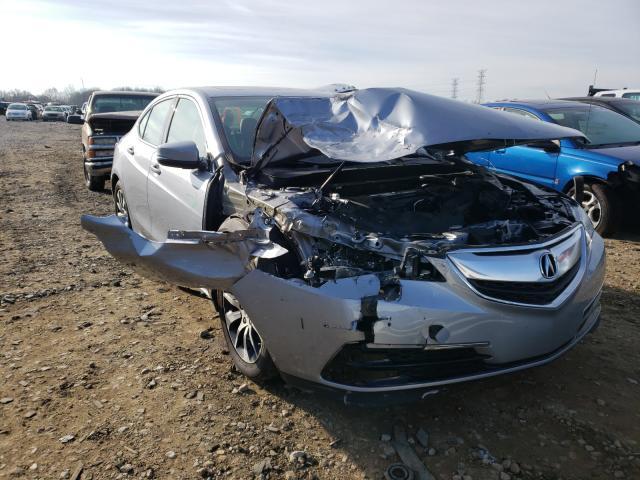 2016 Acura TLX   Vin: 19UUB1F59GA007958