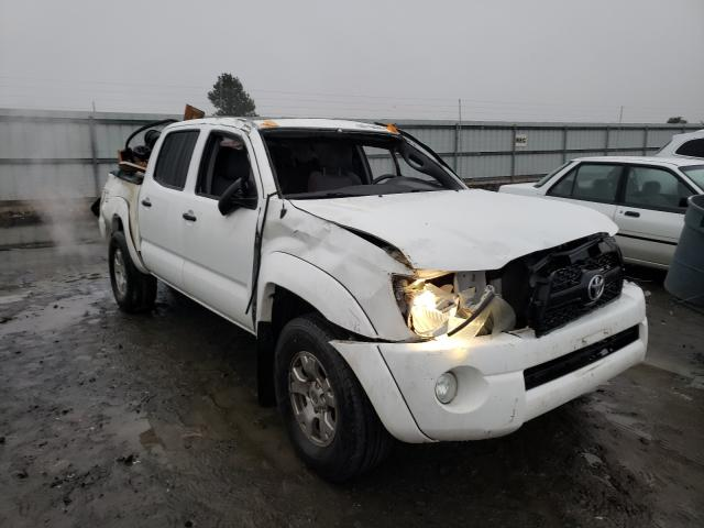 Salvage cars for sale from Copart Airway Heights, WA: 2011 Toyota Tacoma DOU