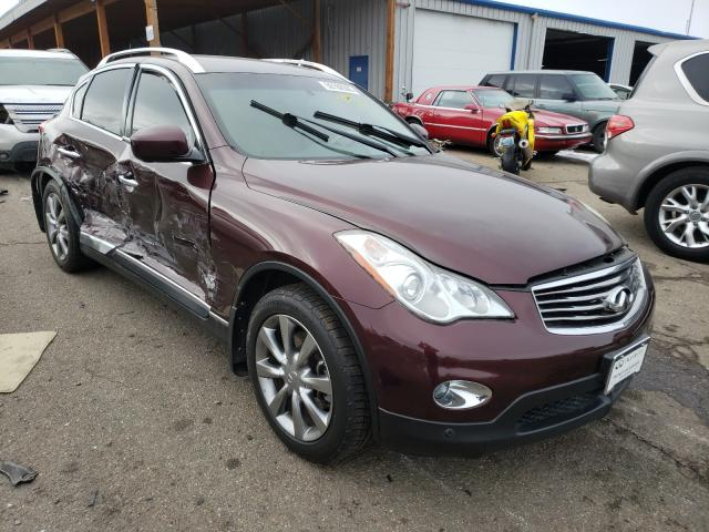 Infiniti salvage cars for sale: 2012 Infiniti EX35 Base