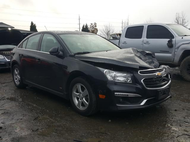 Salvage cars for sale from Copart Eugene, OR: 2016 Chevrolet Cruze Limited