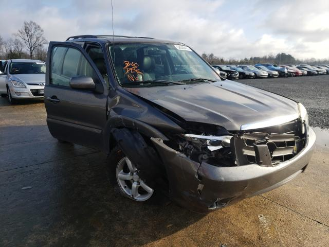 Mazda Tribute salvage cars for sale: 2005 Mazda Tribute