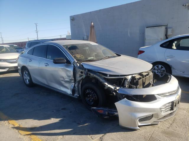 Chevrolet Malibu salvage cars for sale: 2015 Chevrolet Malibu