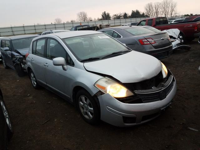 Nissan salvage cars for sale: 2007 Nissan Versa S