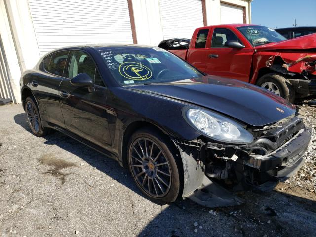 Porsche salvage cars for sale: 2015 Porsche Panamera 4