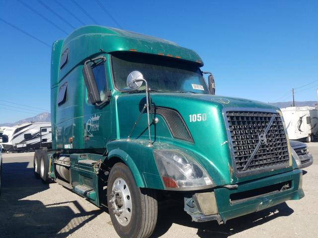 Salvage cars for sale from Copart Rancho Cucamonga, CA: 2006 Volvo VN VNL