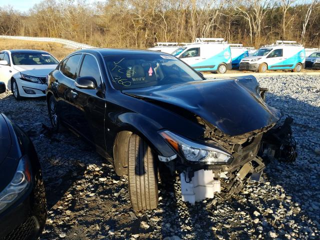 Infiniti salvage cars for sale: 2015 Infiniti Q70 3.7